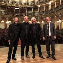 Luca Velotti quartet 'Swing Tropical'Roma