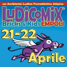 Ludicomix Bricks-Kids