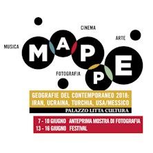 Festival Mappe 2018 - Biglietti