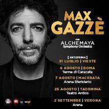 Max Gazze' - ANTEPRIMA