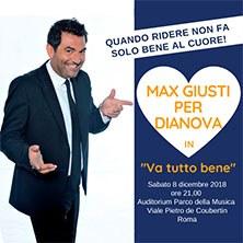 ' Va tutto bene ' Max Giusti per Dianova