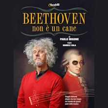 Paolo Migone in Beethoven Non e' un CaneAlessandria