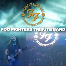 Monkey Fighters tributo ai Foo FightersCesena