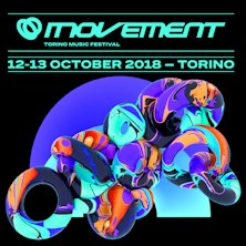 Abbonamento Movement Music Festival 2018Torino