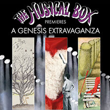 The Musical Box 'A Genesis Extravaganza'Padova