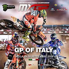 MXGP OF ITALY - Abbonamento 2 giorniImola