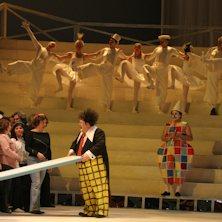 Pagliacci Turno Opera
