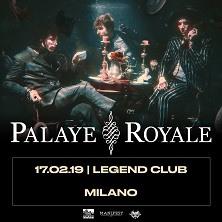 Palaye Royale + guestMilano