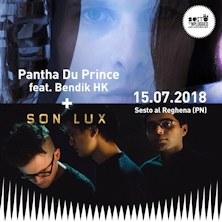 Pantha Du Prince feat. Bendik HK Son Lux