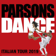 Parsons DanceAosta