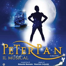 foto ticket Peter Pan Forever Il Musical