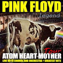 Pink Floyd Legend - Atom Heart MotherFrosinone