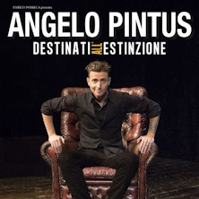 Angelo Pintus - Destinati all'estinzioneLivorno
