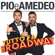 foto ticket Pio e Amedeo