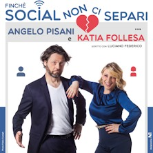 Katia Follesa e Angelo PisaniFerrara