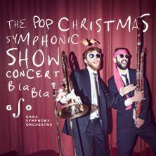 The Pop Xmas Symphonic Show Concert Bla BlaMilano