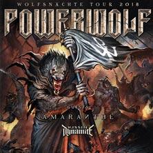 Powerwolf + Guests