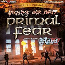 Primal Fear + Riot + Guest