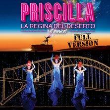 foto ticket Priscilla - La Regina del Deserto