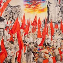 RENATO GUTTUSO. L'arte rivoluzionaria nel cinquantenario del '68 - Biglietti