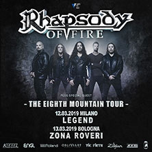 Rhapsody of FireMilano