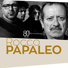 foto ticket Rocco Papaleo Live