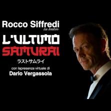 Rocco Siffredi - L'ultimo SamuraiCatania