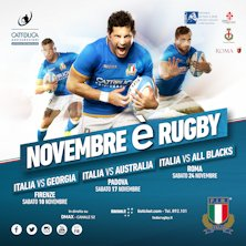 ITALIA VS AUSTRALIA - Cattolica Test Match 2018