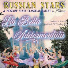 Russian Stars-La bella addormentataNovara