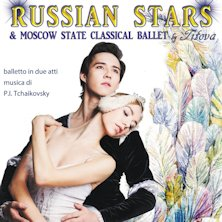 Russian Stars-Il Lago dei CigniLegnago