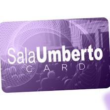 Sala Umberto Card Under 35 WebRoma
