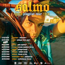 Salmo - Playlist Tour 2019Padova