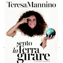 Teresa Mannino in Sento la Terra GirareSchio