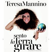 Teresa Mannino in Sento la Terra GirareFrosinone