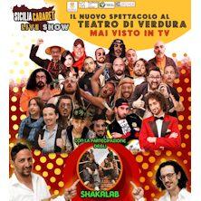 Sicilia Cabaret Live ShowCastellammare del Golfo
