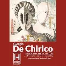 Giorgio De Chirico. Silenzio Metafisico
