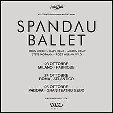 Spandau BalletPadova