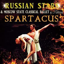 foto ticket Russian Stars - Spartacus