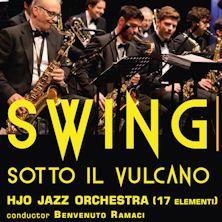 Swing sotto il Vulcano - HJO OrchestraZafferana Etnea
