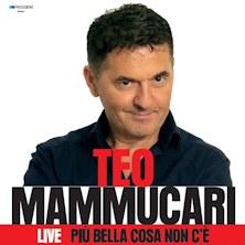 Teo Mammucari - Piu' bella cosa non c'e