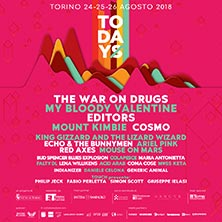 TODAYS Festival Day 1 - IncetTorino