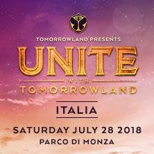 Unite with Tomorrowland Italy 2018
