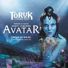 TORUK - Cirque du SoleilTorino