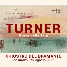 William Turner opere della Tate