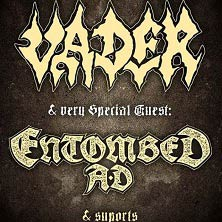 Vader - Entombed AD - Guests