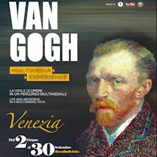 foto ticket Van Gogh Multimedia Experience