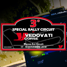 3 Special Rally Circuit By VedovatiMonza