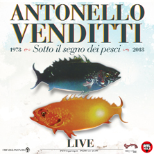 Antonello Venditti VIP PACK