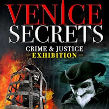 foto ticket Venice Secrets - Crime & Justice