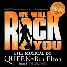 Biglietti Evento We will rock you - FIRENZE